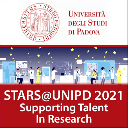 Supporting Talent In Research@University Of Padua - STARS@UNIPD - 2021 Call for Proposals