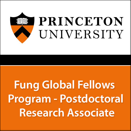 Fung Global Fellows Program - Postdoctoral Research Associate