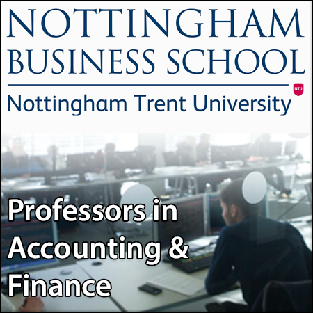 Professors in Accounting & Finance