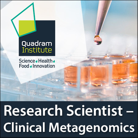 Research Scientist (Clinical Metagenomics)