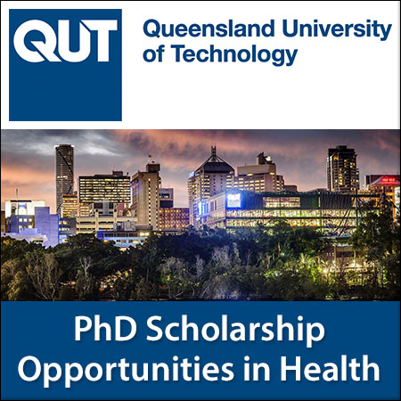 PhD Scholarship Opportunities in Health