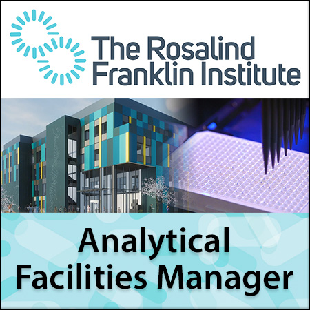 Analytical Facilities Manager