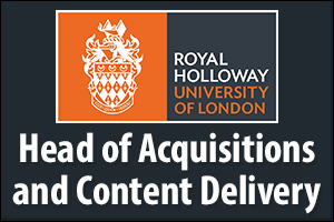 Head of Acquisitions and Content Delivery