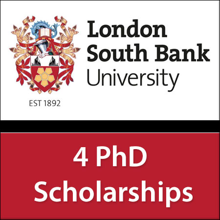 4 PhD Scholarships
