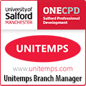 Recruitment Branch Manager of Unitemps