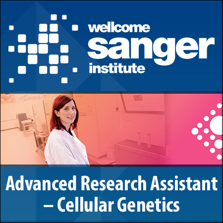 Advanced Research Assistant - Cellular Genetics