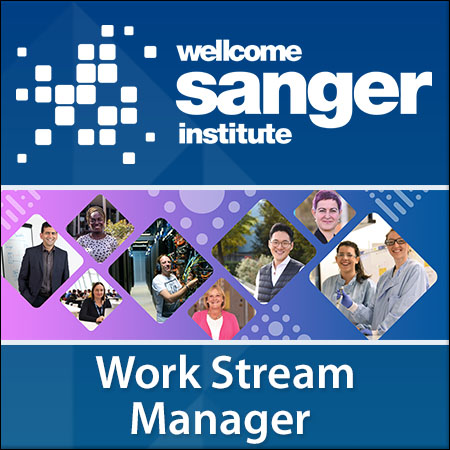 Work Stream Manager - Global Alliance for Genomics and Health