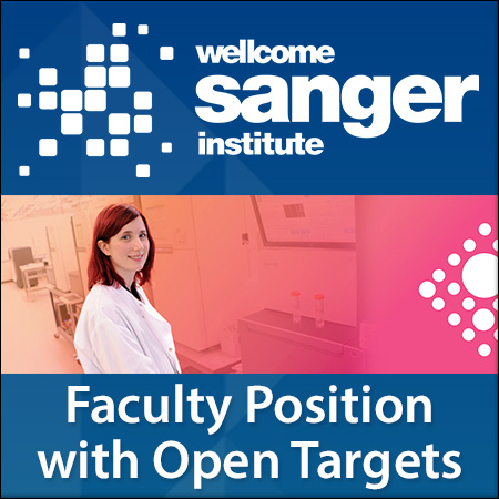 Faculty Position with Open Targets