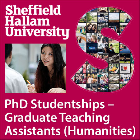 PhD Studentships - Graduate Teaching Assistants (Humanities)