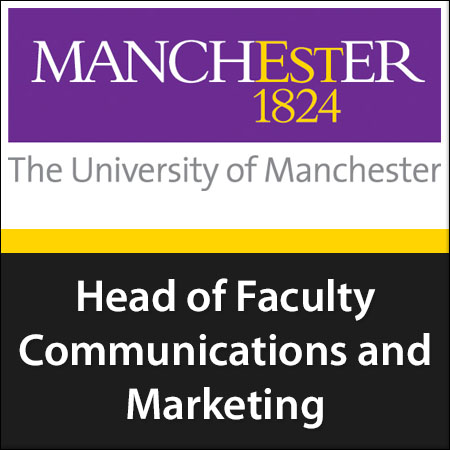Head of Faculty Communications and Marketing