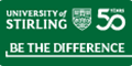 University of Stirling - Be The Difference