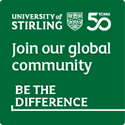 University of Stirling - Anniversary Fellowships