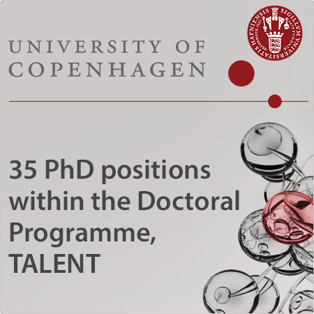 The TALENT Programme - UCPH/SCIENCE