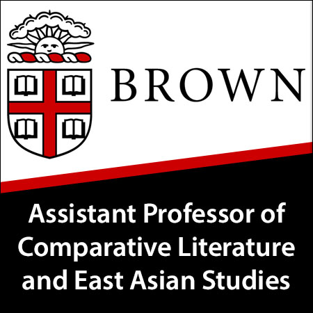 Assistant Professor of Comparative Literature and East Asian Studies