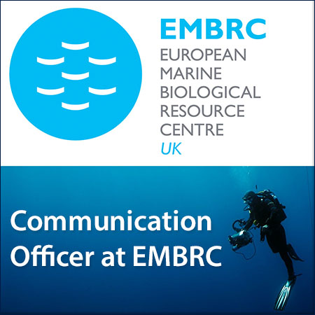 EMBRC-ERIC Communication Officer