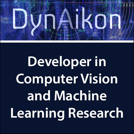 Developer in Computer Vision and Machine Learning Research