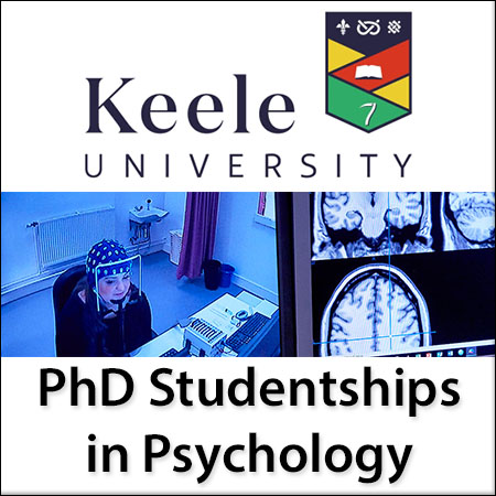 PhD Studentships in Psychology