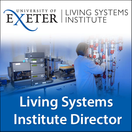 Living Systems Institute Director