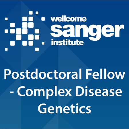 Postdoctoral Fellow - Complex Disease Genetics