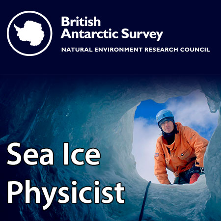 Sea Ice Physicist