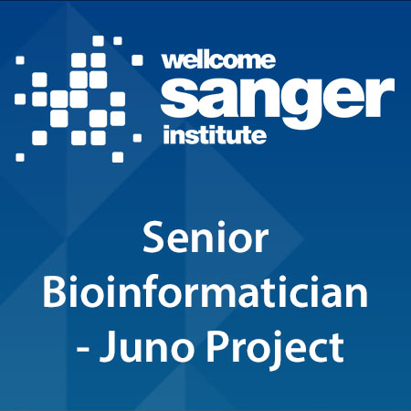 Senior Bioinformatician - Juno Project