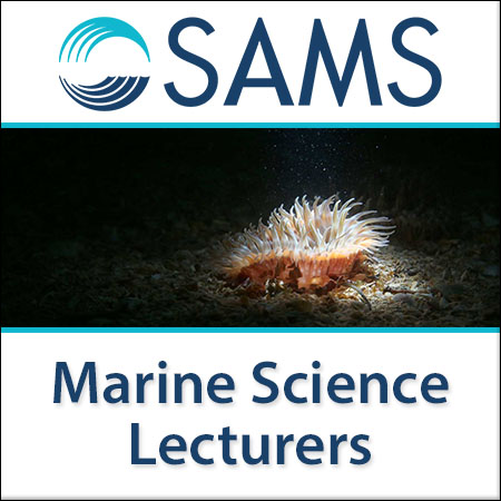 Marine Science Lecturers