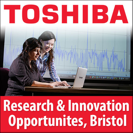 Toshiba Research Europe - Bristol Research & Innovation Laboratory