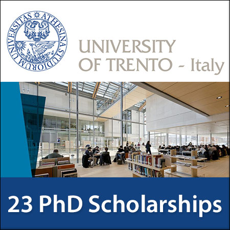 23 PhD Scholarships