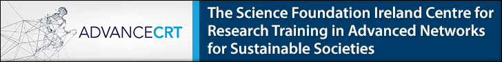 The Science Foundation Ireland Centre for Research Training in Advanced Networks for Sustainable Soc