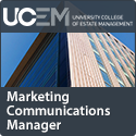 Marketing Communications Manager