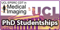 EPSRC Centre for Doctoral Training in Medical Imaging at UCL