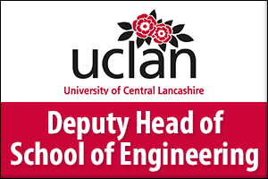 Deputy Head of School of Engineering (Students & Teaching)
