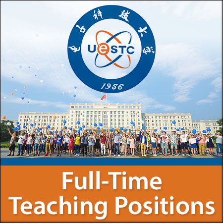Full-Time Teaching Positions