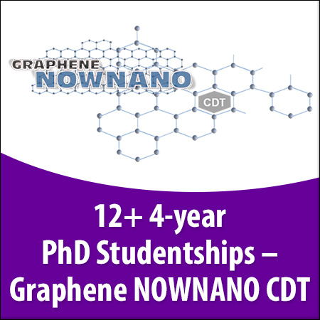 12+ 4-year PhD Studentships