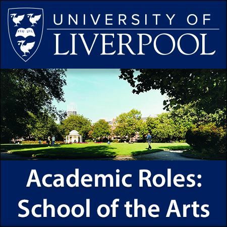 The School of the Arts welcome applications for the following posts: