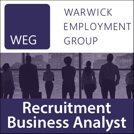 Recruitment Business Analyst