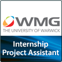 Project Assistant – Business Development (Marketing and Sales)