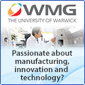Passionate about working in manufacturing, innovation and technology?