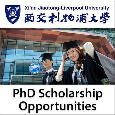 PhD Scholarship Opportunities