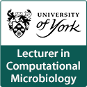 Lecturer in Computational Microbiology