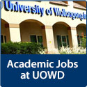 Academic Jobs in UOWD