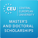 PhD/Masters Fellowships Central European University