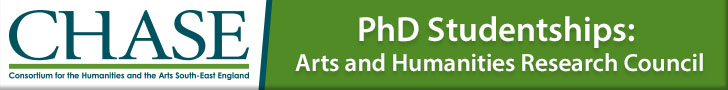 PhD Studentships: Arts and Humanities Research Council