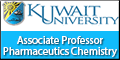 Faculty Position: Associate Professor Department of Pharmaceutics Chemistry