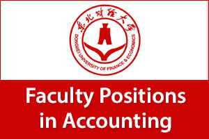 Faculty Positions in Accounting