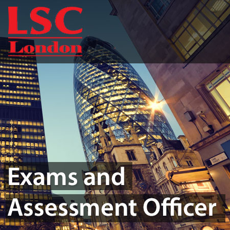 Exams and Assessment Officer