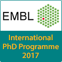 EMBL International PhD Programme 2017