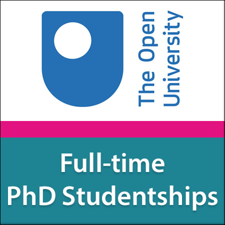 Full time PhD Studentships