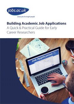 Building Academic Job Applications: A Quick & Practical Guide for