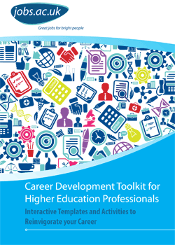 Career Development Toolkit for Higher Education Professionals